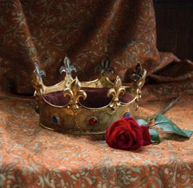 rose-and-crown