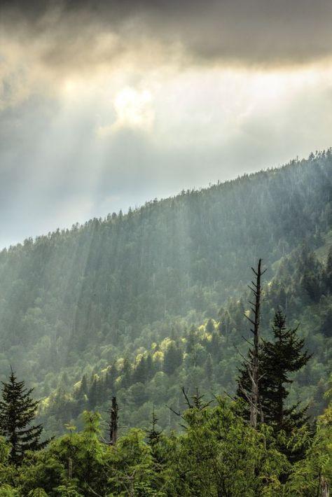 Sunwashed Mountain