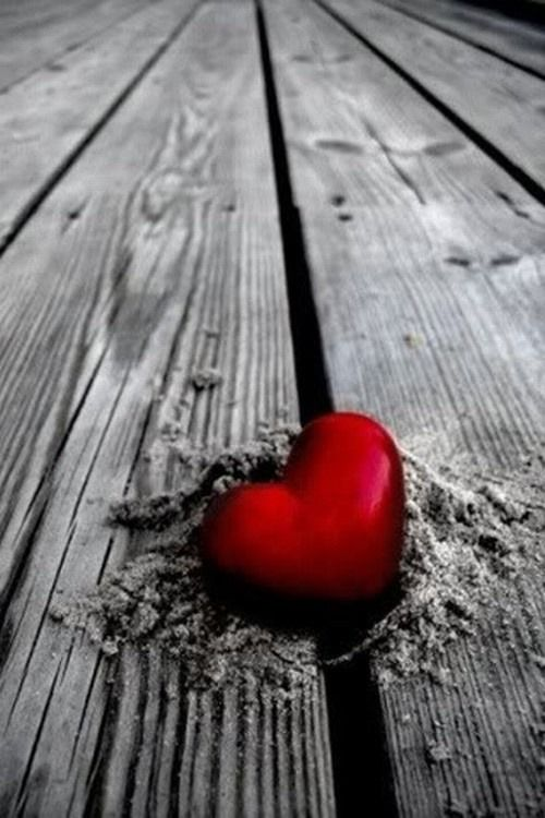 Heart on the Ground